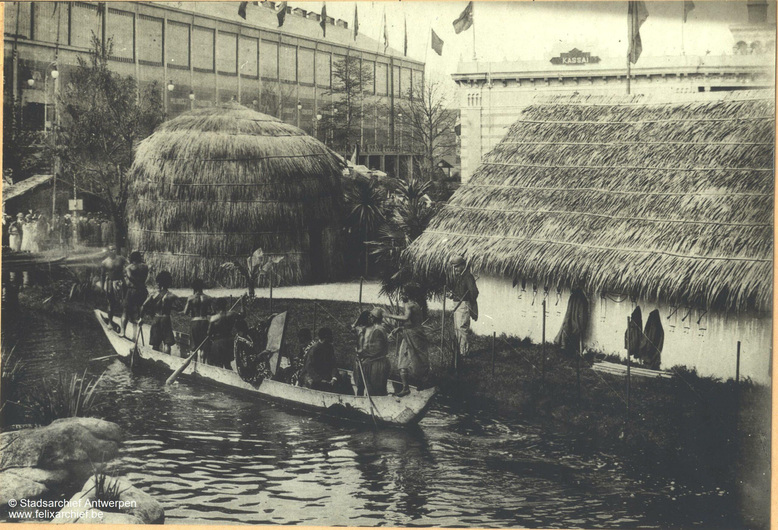 Congolezen in Antwerpen