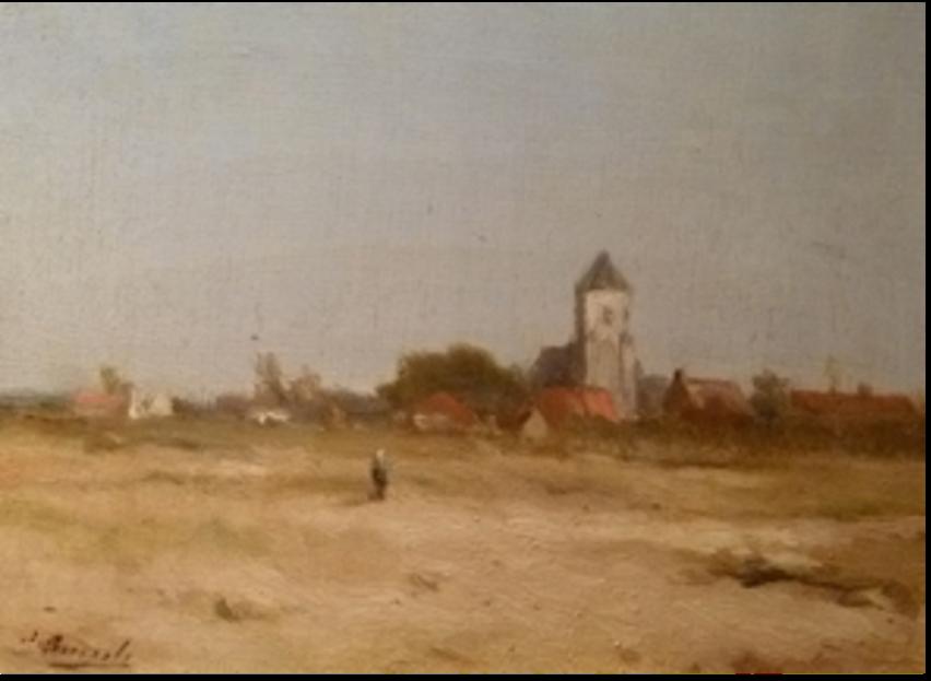 Jacobus Rosseels, vergeten Antwerpse schilder